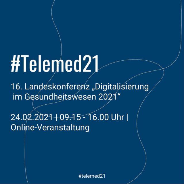 """Wir sind dieses Jahr dabei an der 16. Landeskonferenz """"Digitalisierung im Gesundheitswesen 2021""""  🔵aktive Mittagspause 12:55 - 13:25  Die Konferenz wird gemeinsam von der Telemed-Initiative Brandenburg e. V. und der DigitalAgentur Brandenburg veranstaltet. Aufgrund der Covid19-Pandemie wird die Veranstaltung für alle Interessierten im Internet live gestreamt. Die Teilnahme ist kostenlos. Eine Anmeldung ist nicht erforderlich.  #telemed21 #bodyandmindtogether #9to90habit #dailyroutine #investinyourlife #lifelonglearning #coaching #haltung #aufmerksamkeit #transformation #change #wirksamkeit #health #stressreduction #habitchange #continuouslearning #neverstoplearning #skillfulattention #stressmanagement #psychischegesundheit #psychologie #energy #qilabs #godigital #gesundearbeit #unescoworldheritage #socialentrepreneurship #change #transformation #inspiration #learning #wellbeing #9to90habit"""